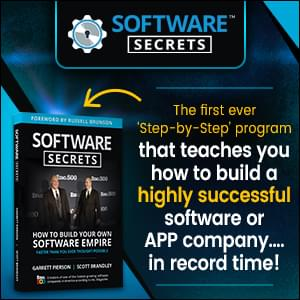 Software Secrets Modern Money Maker